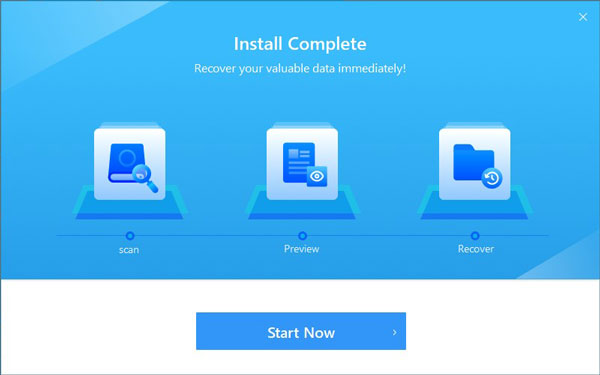 EaseUS Data Recovery Tool Installation 2