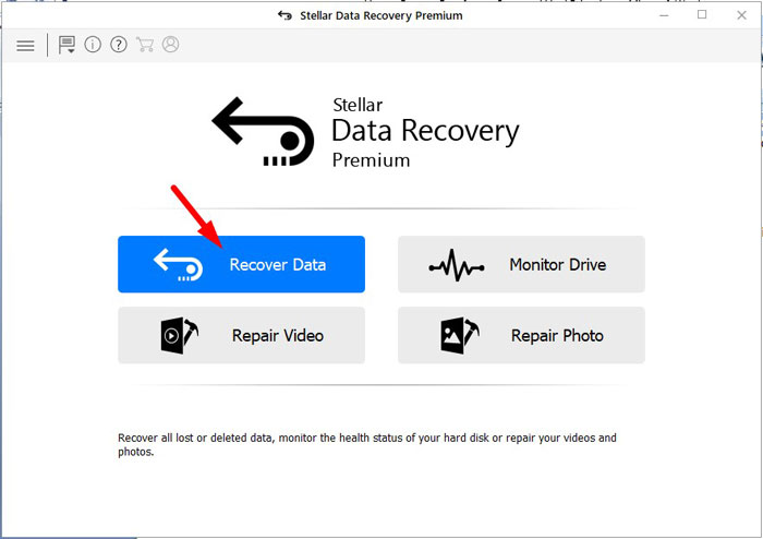Recover Lost Data 1